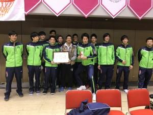 香川県国体成年男子バスケットボールチーム