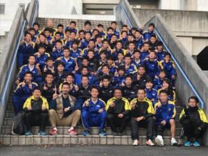 英明高校サッカー部