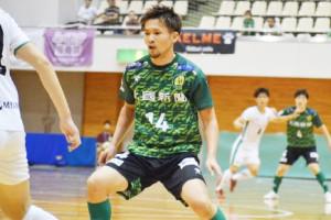 十河 舜選手